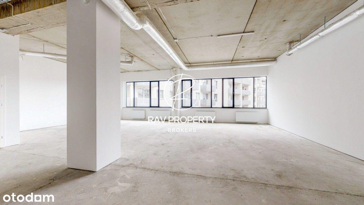 Lokal usługowo-biurowy 133 m2! Login City od zaraz