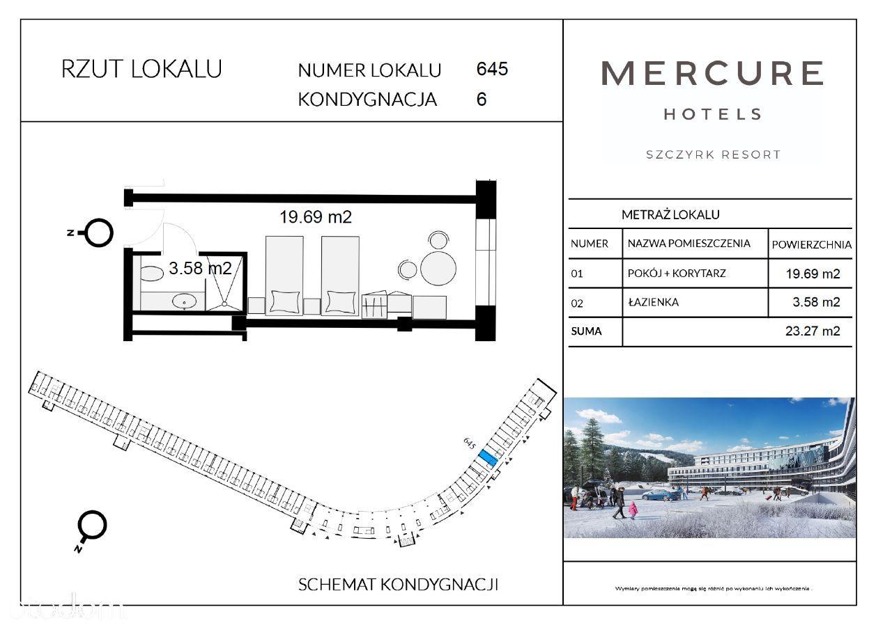 Apartament Inwestycyjny w Szczyrku