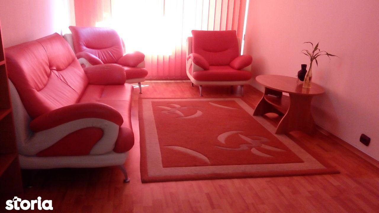 Rahova-Buzoieni,apartament 3 camere ,mobilat si utilat