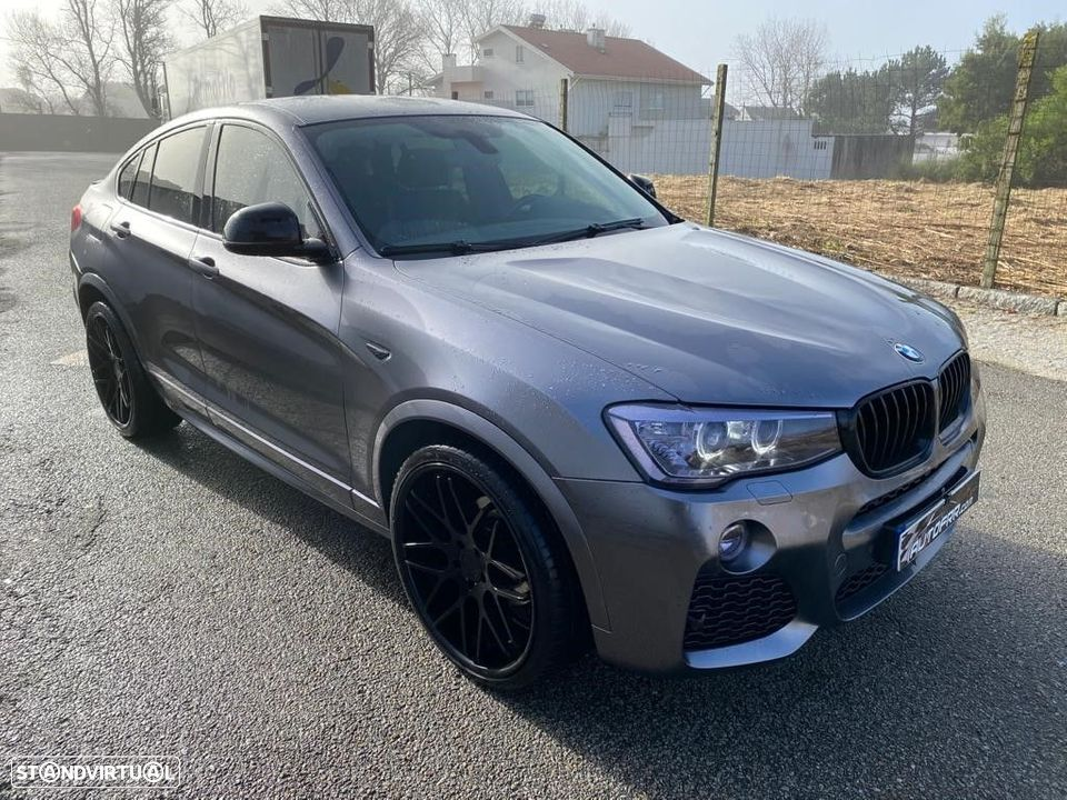 BMW X4 30d XDrive Pack M - 3