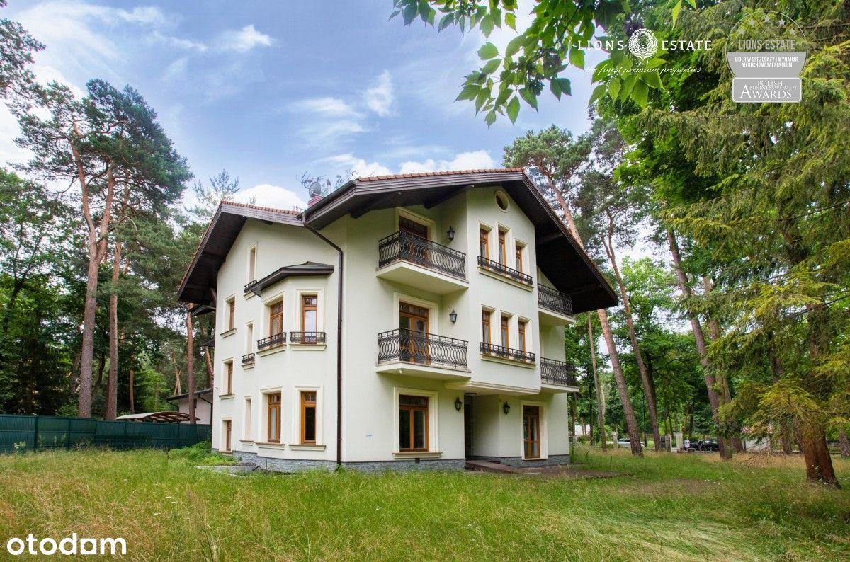 Luksusowy dom w Konstancinie-Jeziornej