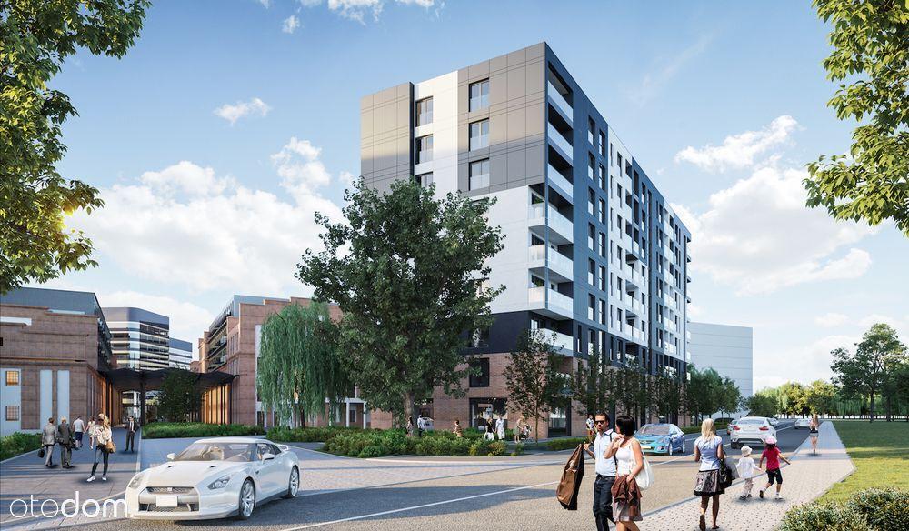 Apartament w inwestycji Fabryczna City M174