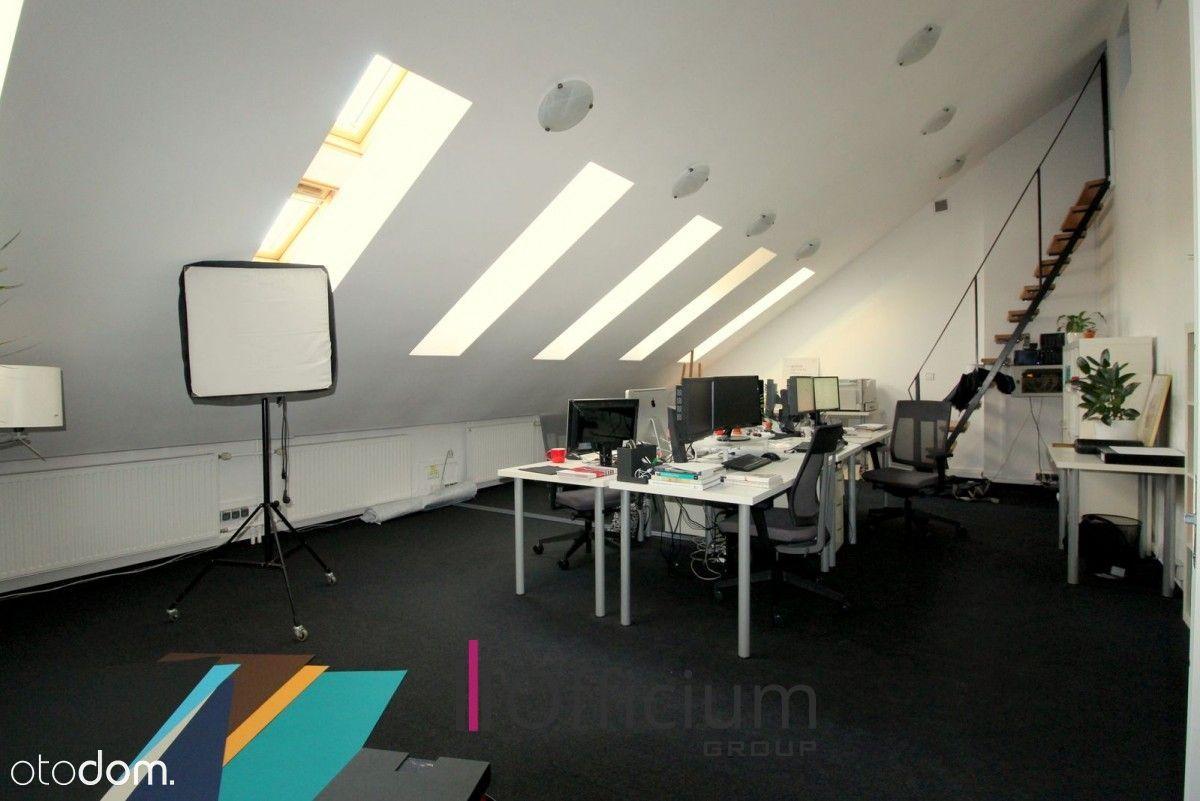 Biuro, 2 pokoje, kamienica, III piętro