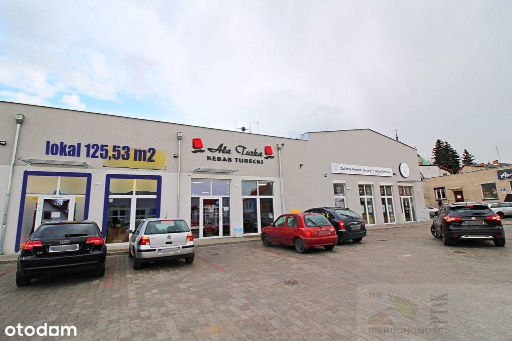 Lokal użytkowy, 125,53 m², Witkowo