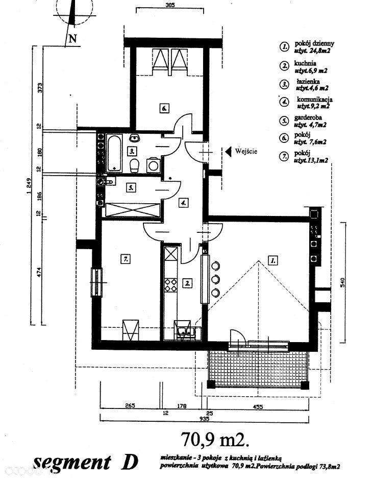 Sprzedam mieszkanie w Wieliczce
