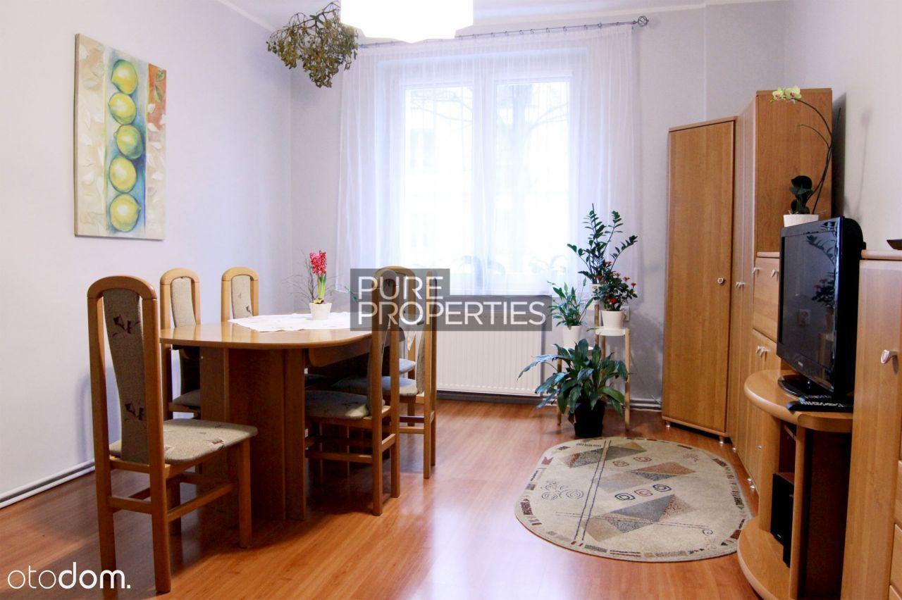 Funkcjonalne i zadbane 3 pokoje w stylowym budynku
