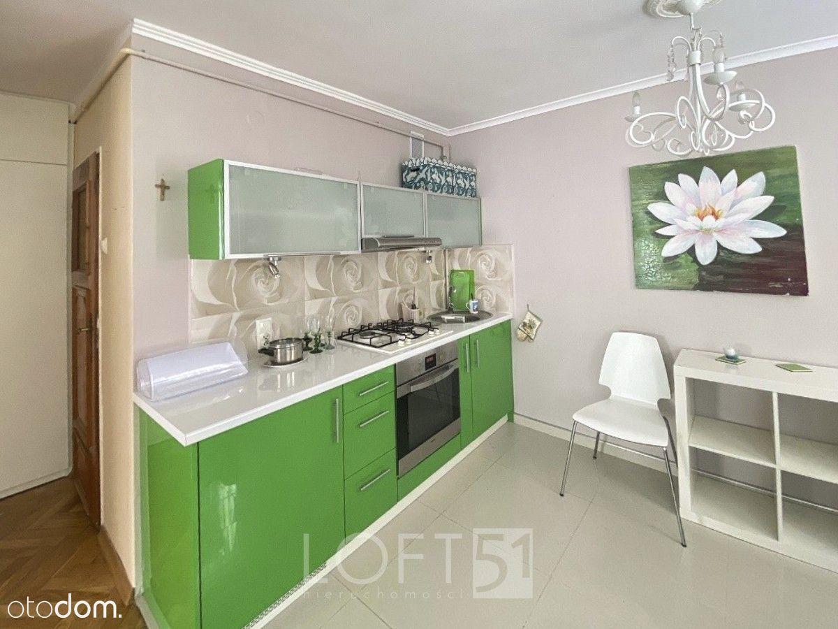 2 pokoje z widną kuchnią I doświetlone