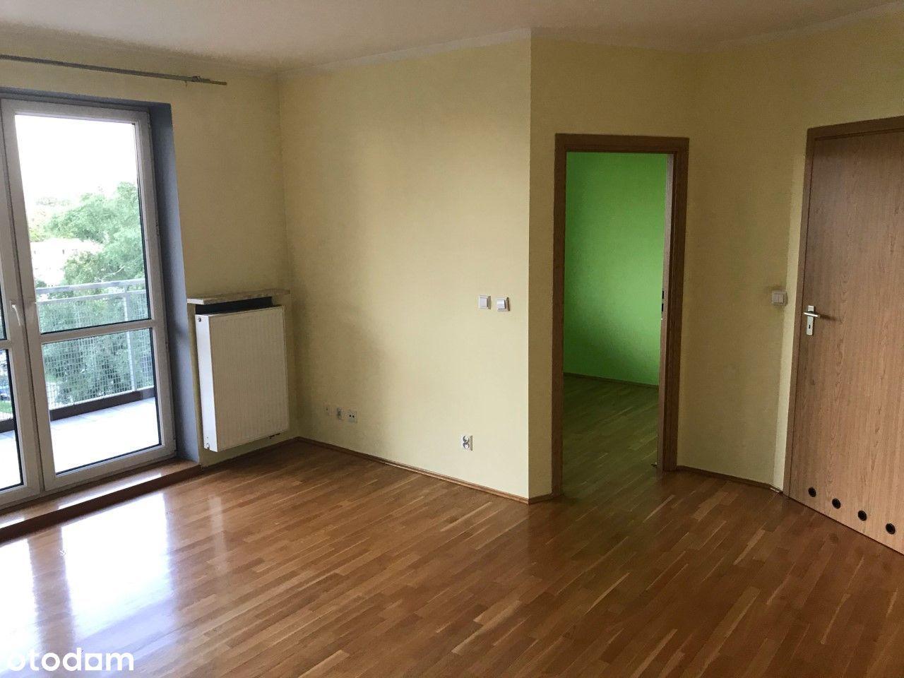Wynajmę mieszkanie 44 m2, 2 pokoje, ul. Kobielska