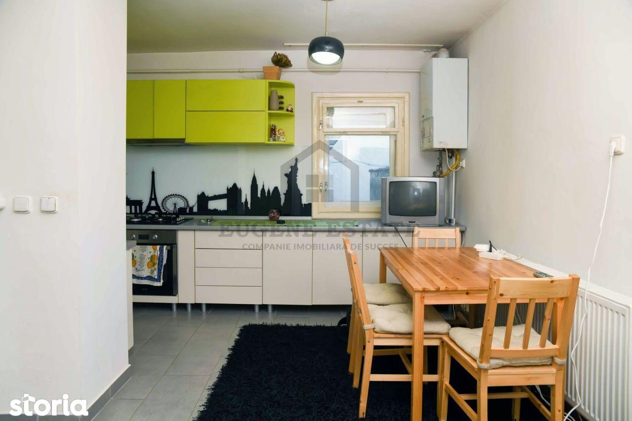 Apartament spatios cu 3 camere, Zona Steaua