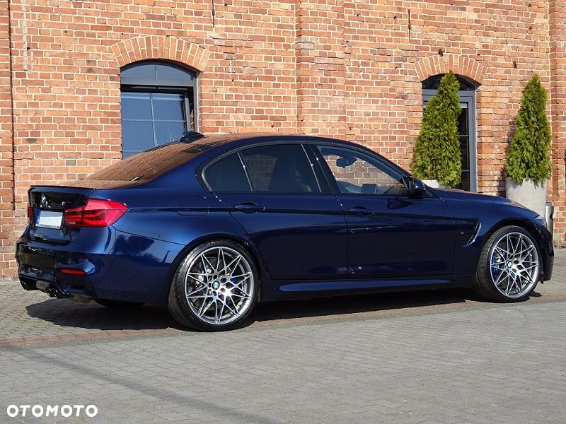 BMW M3 Competition Individual Bezwypadkowy Salon PL - 5