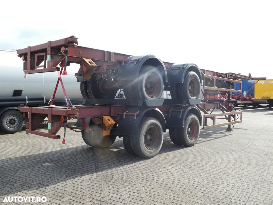 Fruehauf 40 FT 2 AXLES BPW - 2