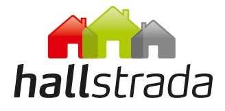 Agência Imobiliária: Hall Strada