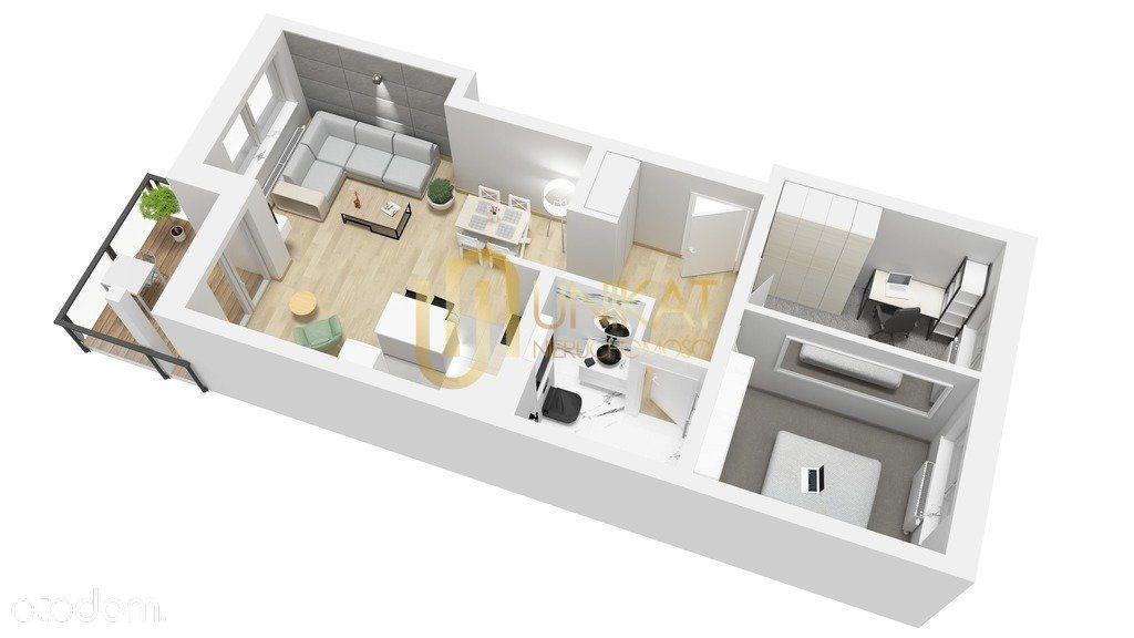 3 pokoje* parter + Taras (29m2)* Ełk- Ogrodowa*