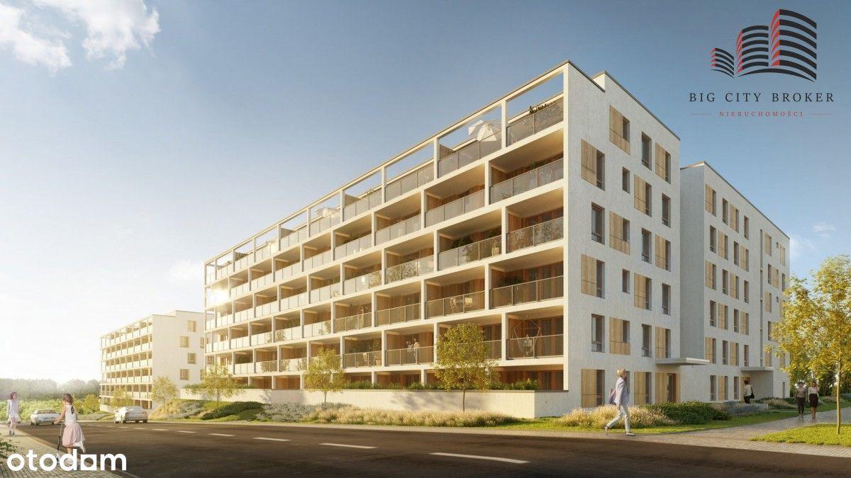 Mieszkanie 3 pokojowe - Koralowe Osiedle