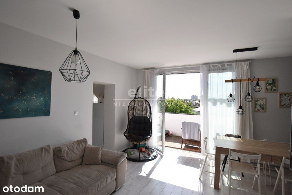 Pogodno - 4 pokoje 75m2 z balkonem + garaż