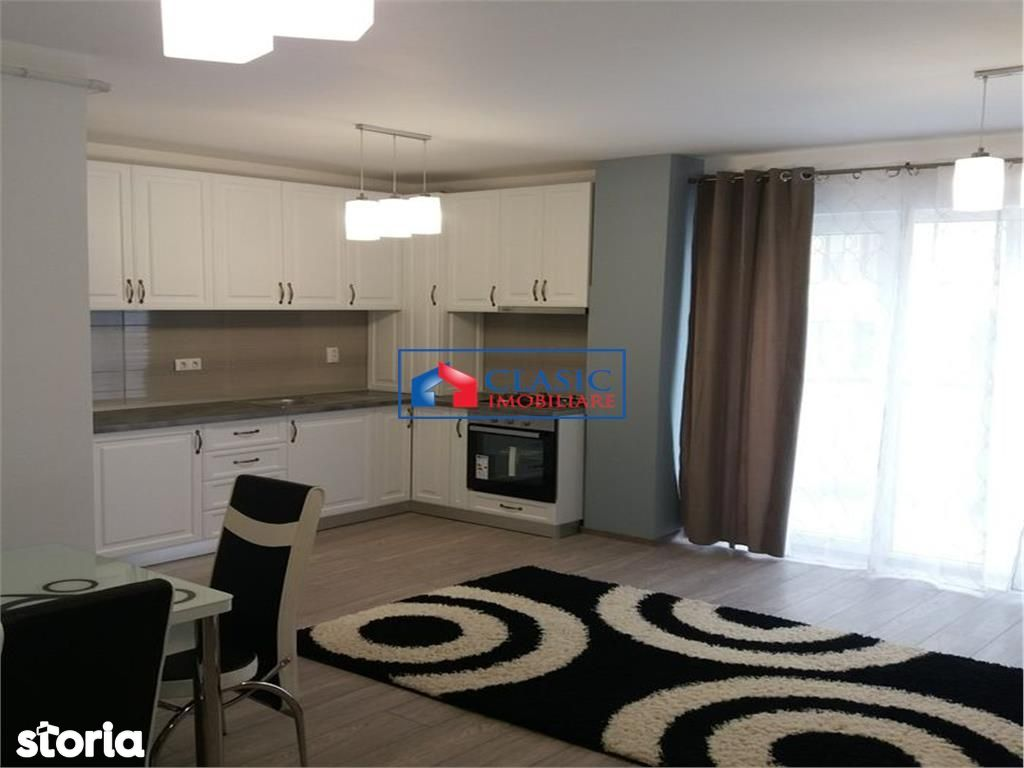 Prima inchiriere apartament 2 camere Calea Turzii OMV, Cluj-Napoca