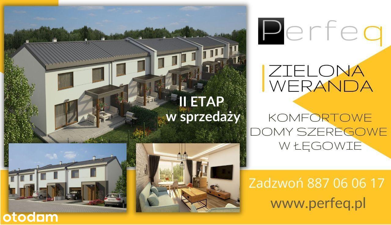 Zielona Weranda II - Komfortowe Domy w Łęgowie C1