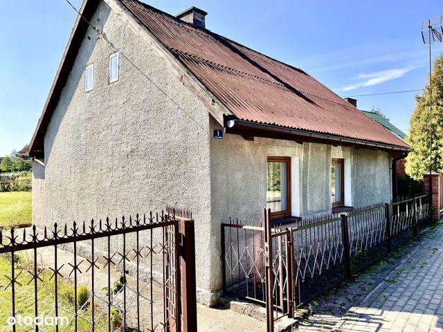 Dom jednorodzinny w Wielbarku