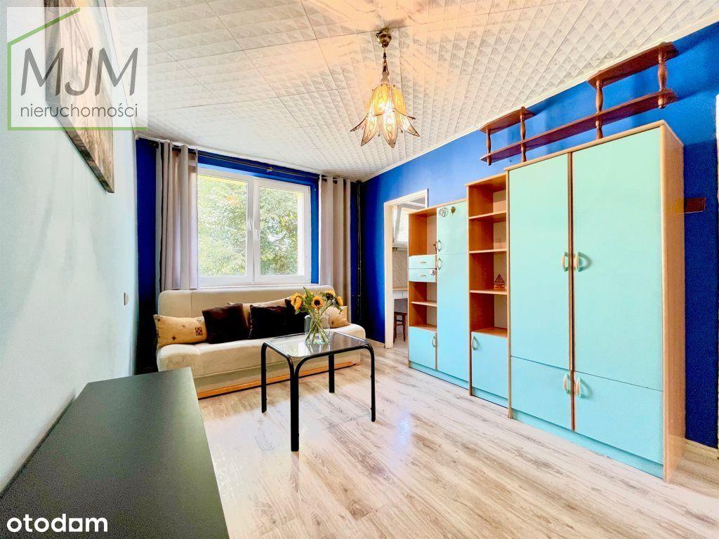 Dwupokojowe mieszkanie na sprzedaż!
