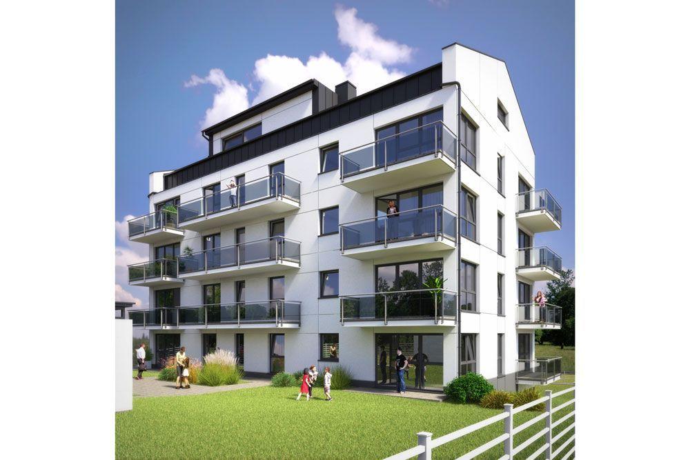 Nowe mieszkanie na Osiedlu Zacisze Etap II, A.3.10