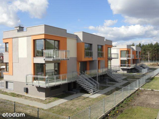 Nowe mieszkanie z ogrodem i garażem