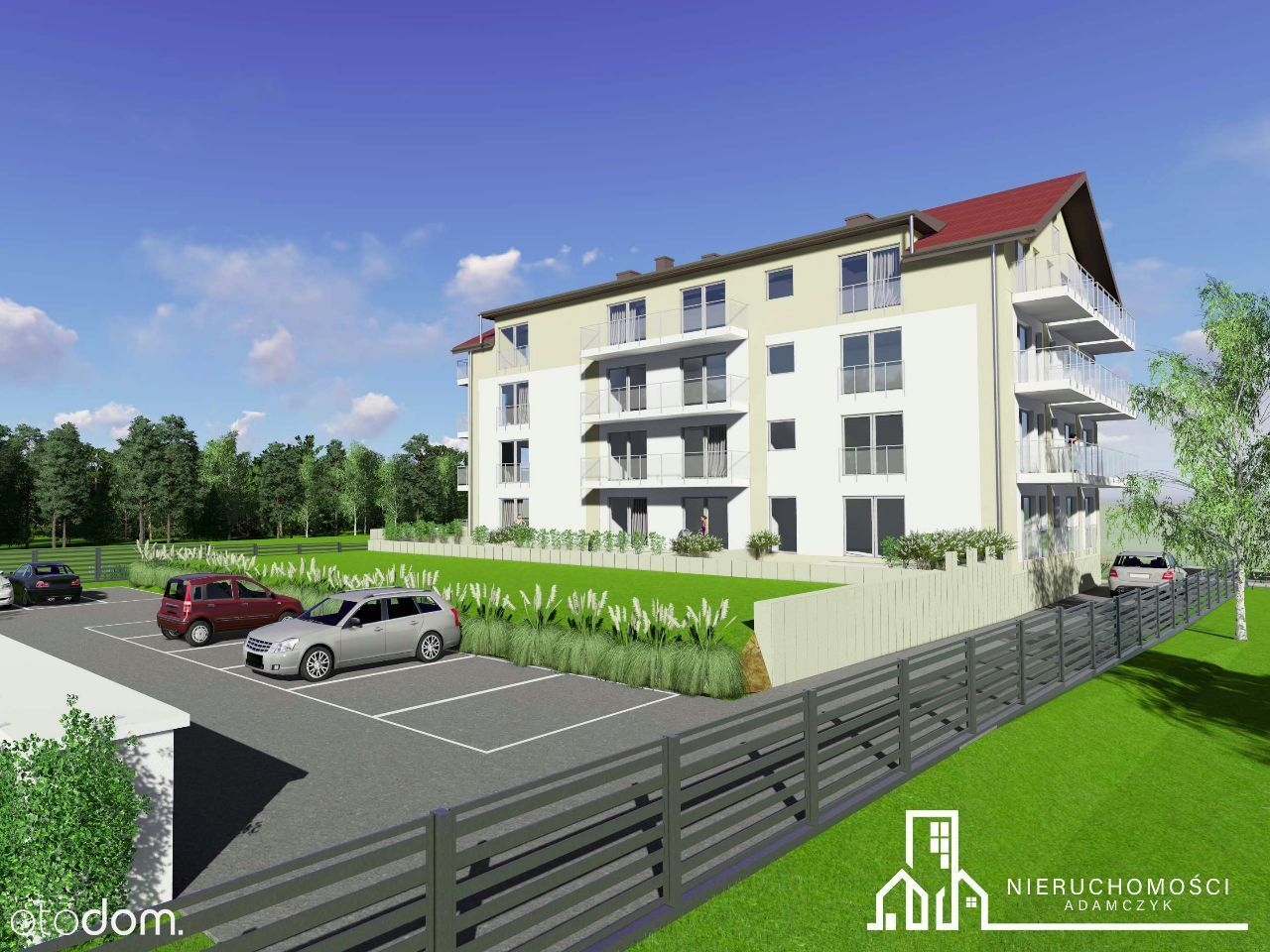 Nowe mieszkania Warszów