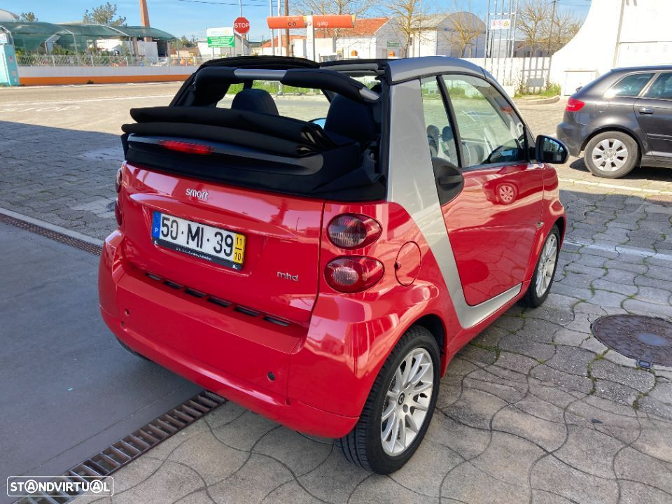 Smart ForTwo 1.0 mhd Passion 71 - 17