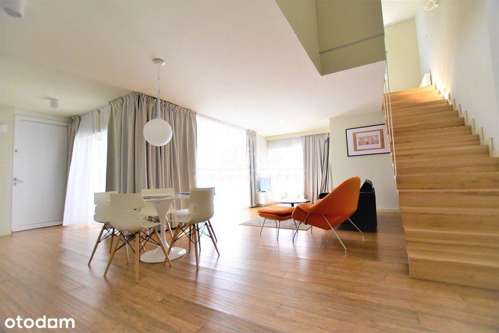 Apartament 64,86m2 patio basen wew. oraz zew.