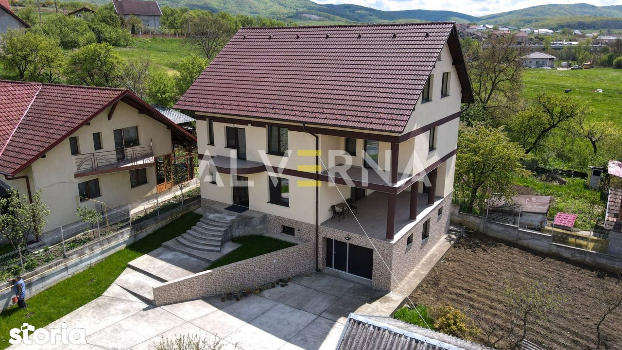 COMISION 0% - Casa individuala 480mp + teren 820mp, zona Stadion Zalau