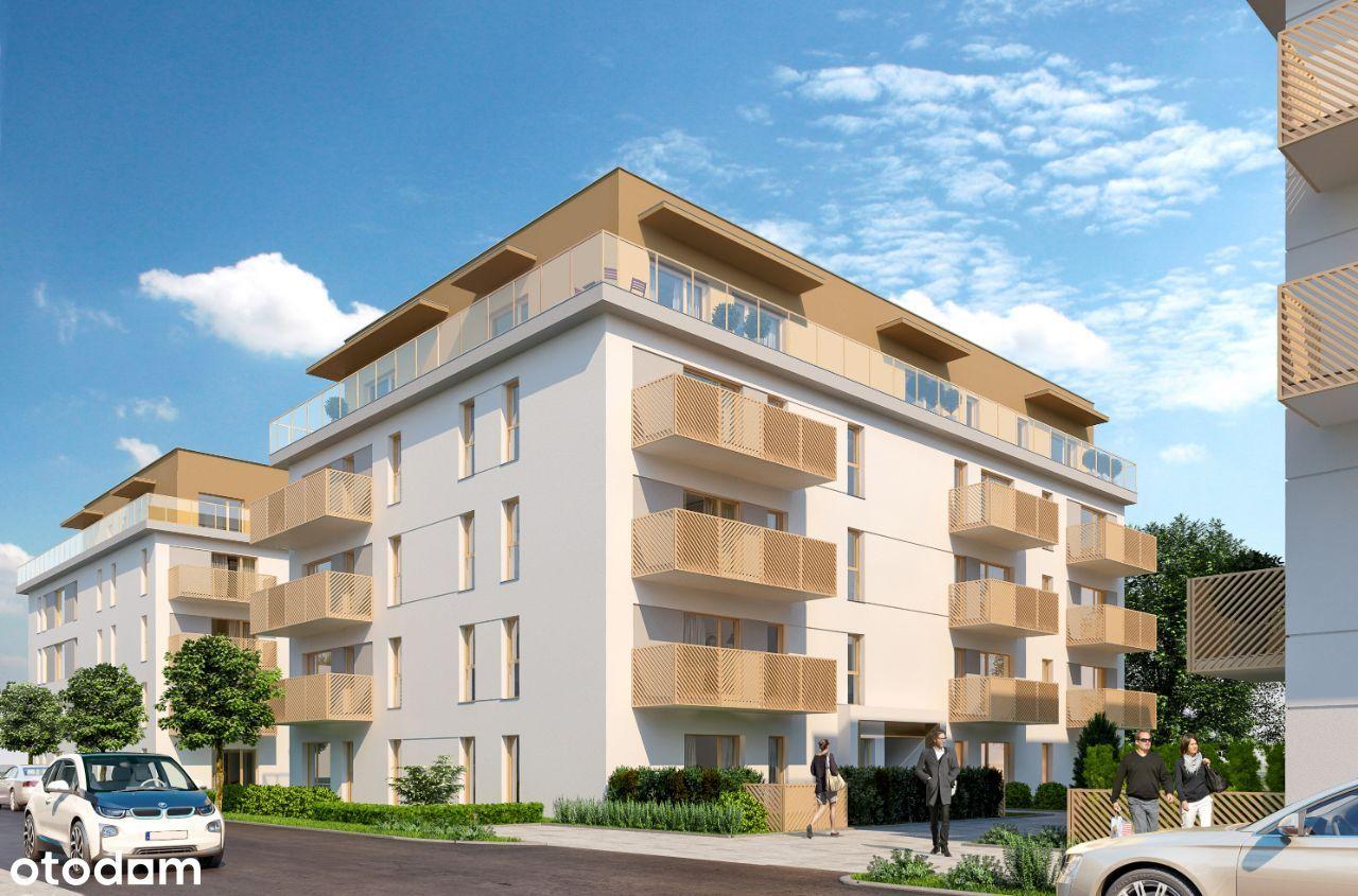 Nowe mieszkanie 3-pokojowe EkoMetalowa