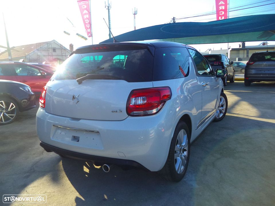 DS DS3 BE CHIC 1.6 HDI 100CV - 5
