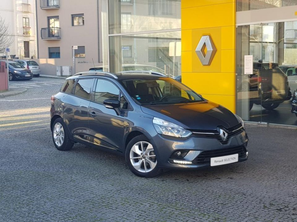 Clio Sport Tourer - 1.5 dCi Limited Edition