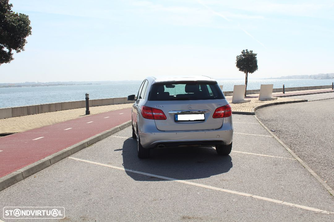 Mercedes-Benz B 180 CDi BlueEfficiency - 3