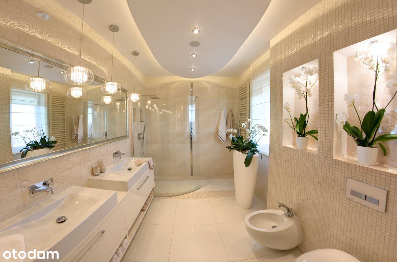Luksusowy, przepiękny dom z dużą działką