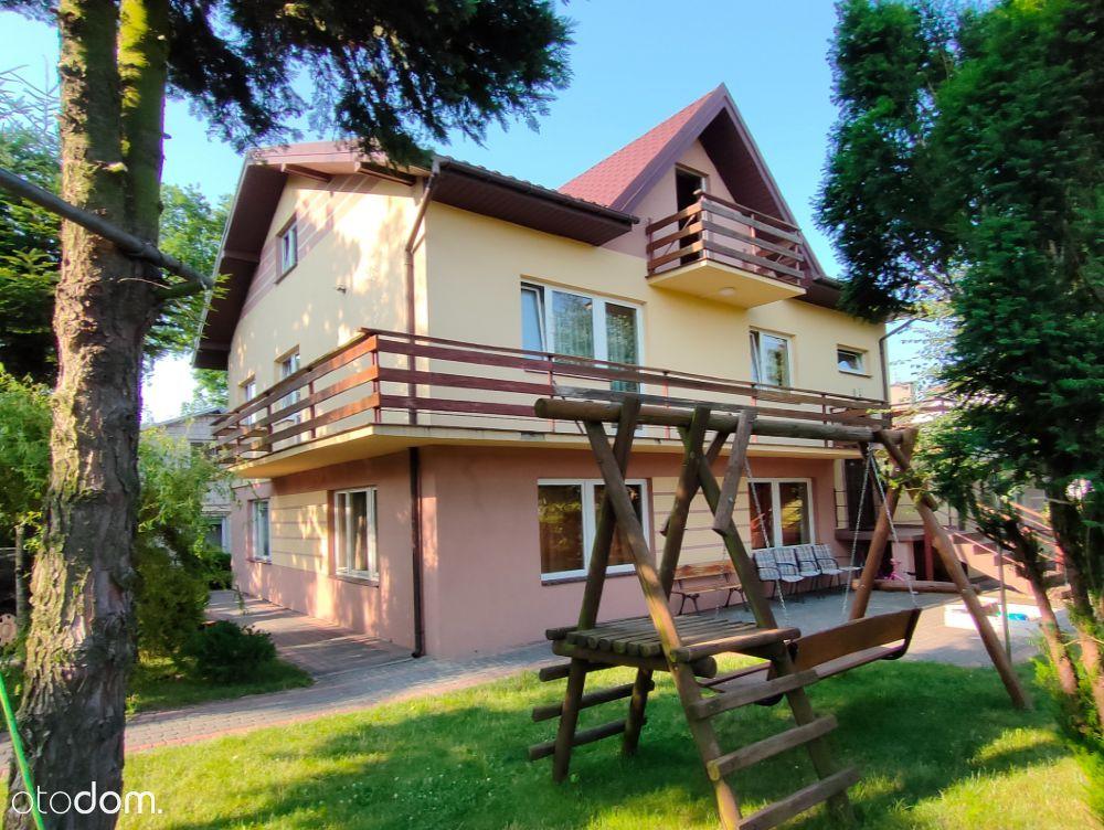 2 domy + usługi 136 m2 w Janiszewie ul. Dębowa