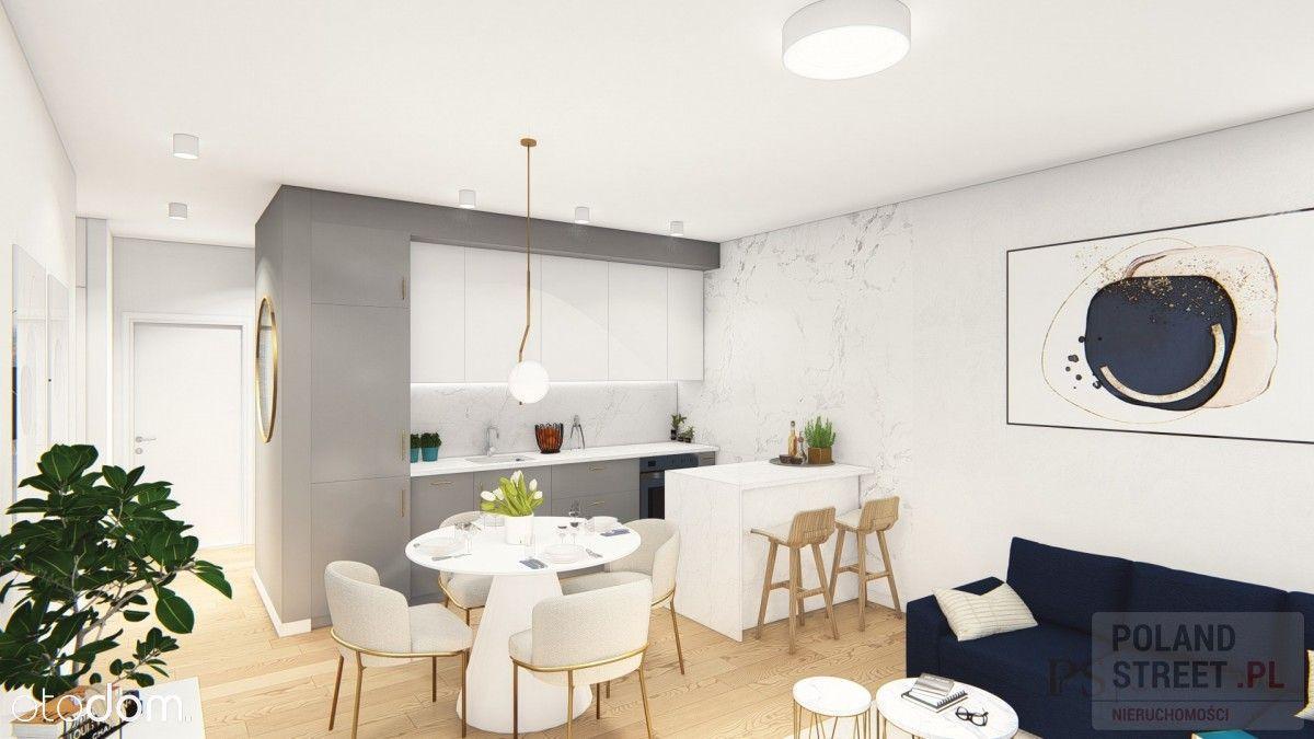 Nowoczesne apartament trzy pokoje Ursynów