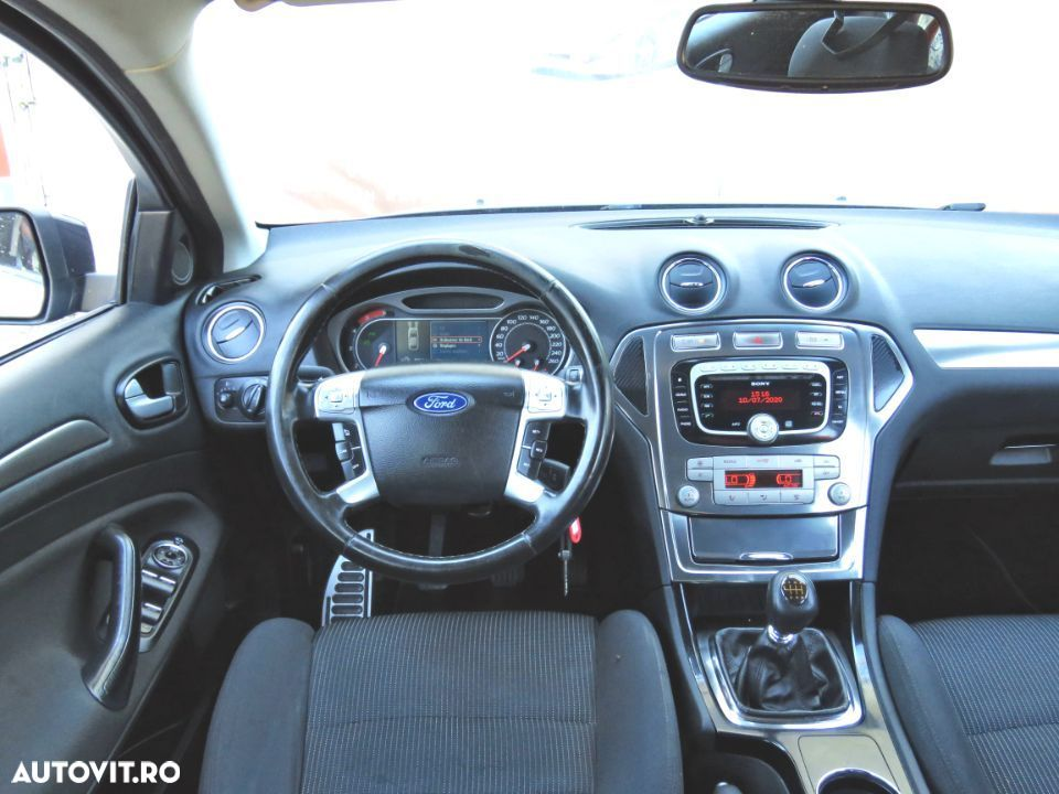 Ford Mondeo MK4 - 10