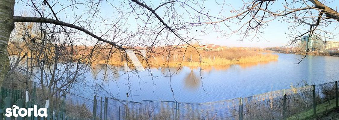 Vila cu vedere catre lac de inchiriat in zona Pipera