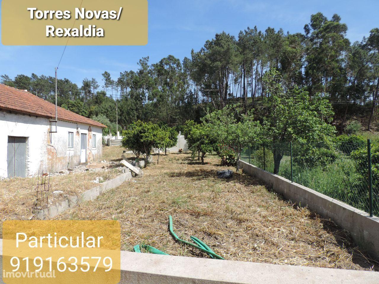 Terreno com Casa Rústica para restaurar Torres Novas, Zona Histórica