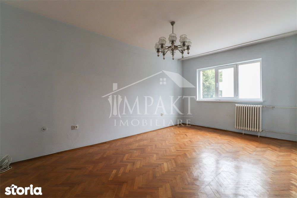 Apartament cu 3 camere decomandate, in gradini Manastur!