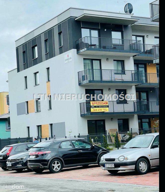 Mieszkanie, 56,77 m², Tychy