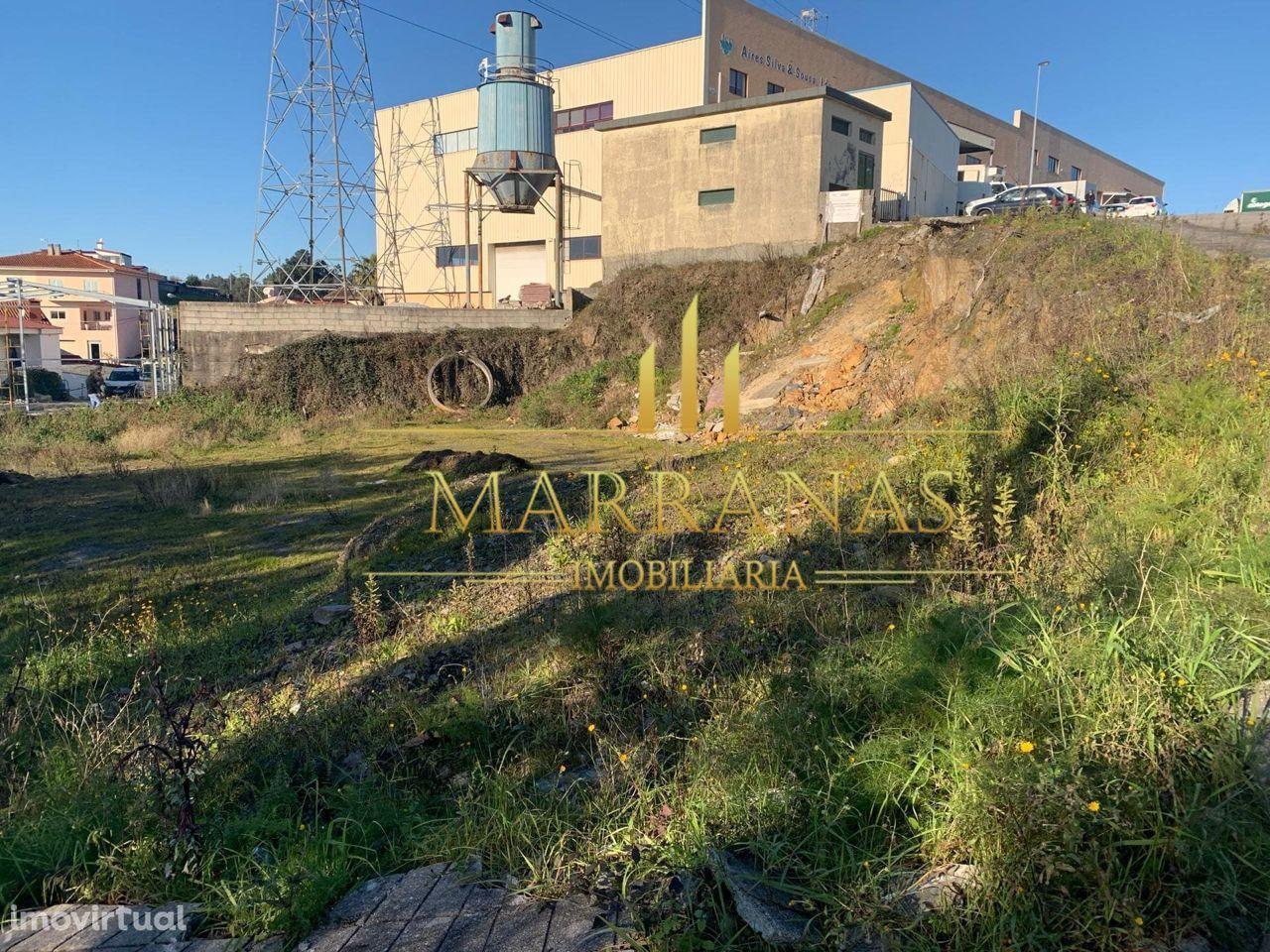 Terreno Industrial Gandra, Paredes