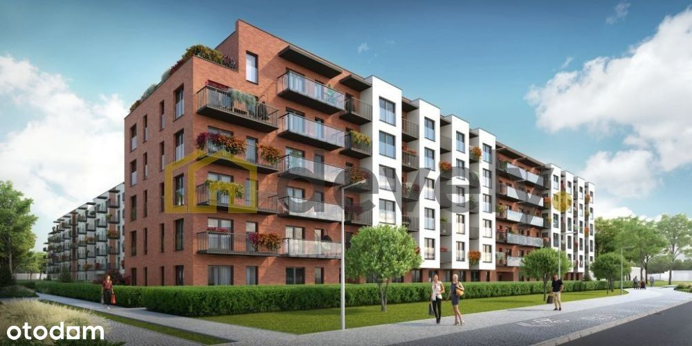 Mieszkanie 64m2 z opcją podziału na dwa, Zabłocie