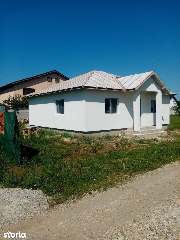 Casa pe parter, Super Pret 77 990, Zona Varteju