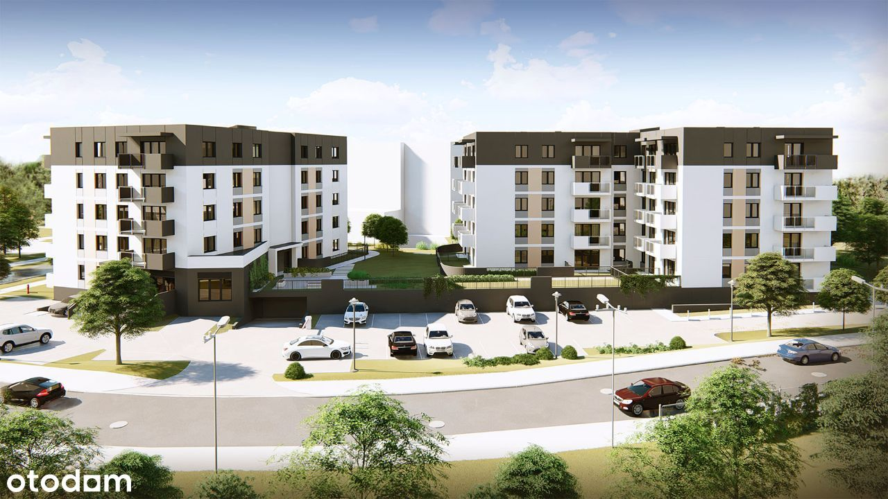 Mieszkanie w Inwestycji Apartamenty Wysockiego A6