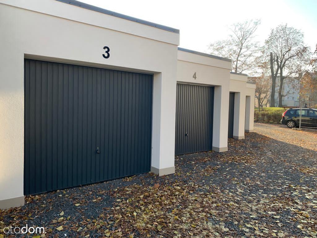 Nowe garaże