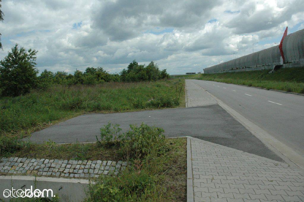 Działka, 3 464 m², Wrocław
