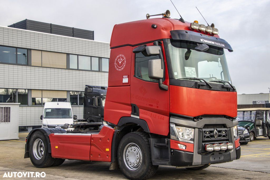 Renault T460 + KIPHYDR. - EURO 6 - 2