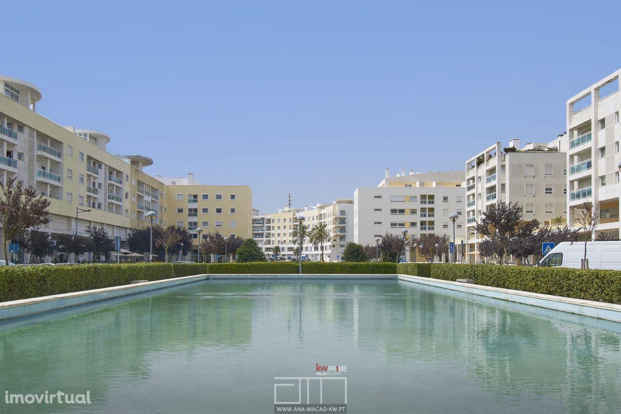 Fórum Oeiras - Apartamento T1, Equipado e Mobilado