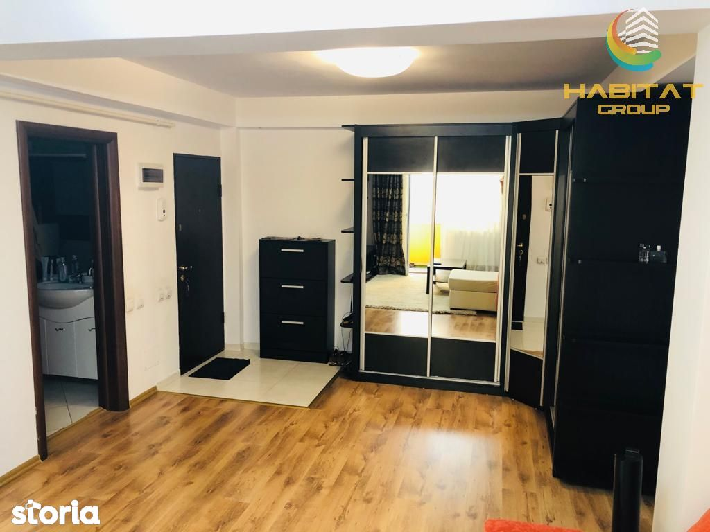 Apartament mobilat si utilat, metrou Aparatorii Patriei